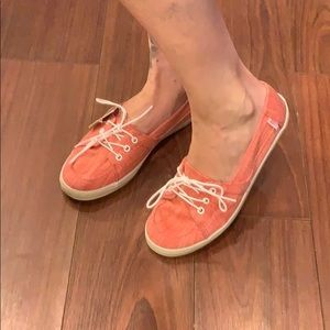 🌹New with tags Vans Surf Siders flats🌹